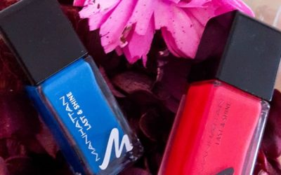 Manhattan – Last & Shine Nagellack