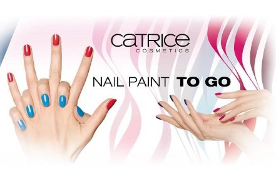 "Update – Preview: Catrice LE ""Travelight Story"" & ""Nail Paint To Go"""
