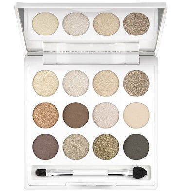 Catrice Travelight Story Eyeshadow Palette offen