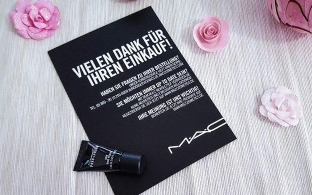 """Enttäuschung – Gratis Aktion MAC """"Mothers Day Lipstick Breathing Fire"""""""