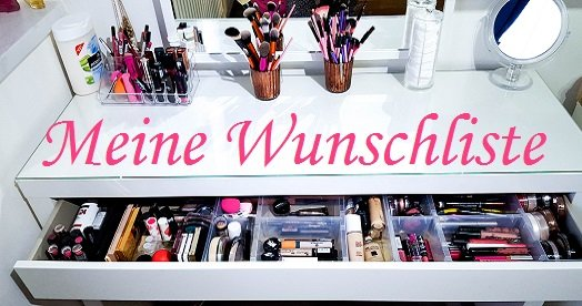 Beauty Wunschliste