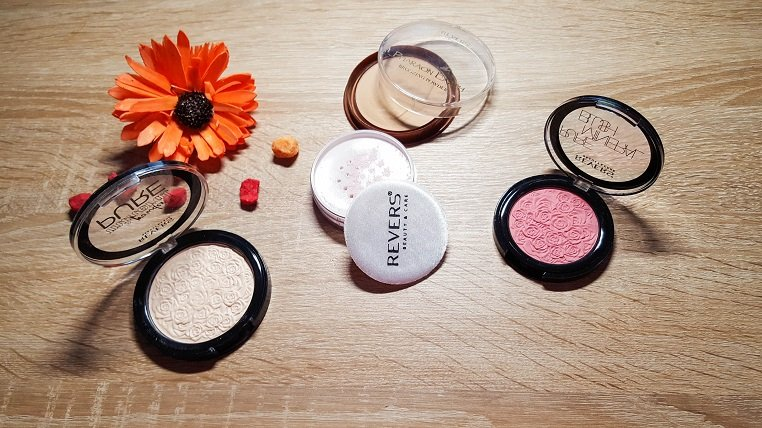 Revers Produkte Bronzer Blush Powder