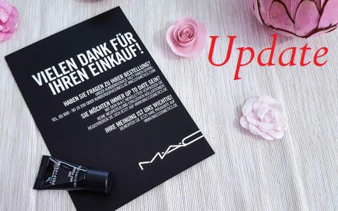 """Update: Enttäuschung – Gratis Aktion MAC """"Mothers Day Lipstick Breathing Fire"""""""