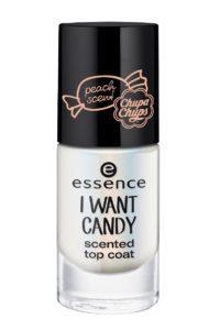 scented top coat essence