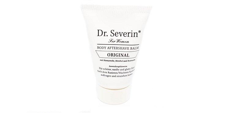 Dr Severin Body Aftershave Balsam Original Woman Reisegröße
