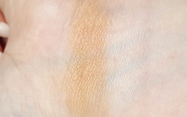 Pharaon Earth Bronzing Powder Swatch 08