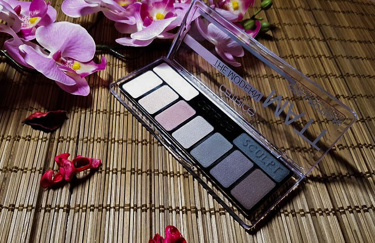 The Modern Matt Collection Catrice Lidschattenpalette
