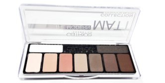 The Modern Matt Collection Catrice Lidschatten-Palette