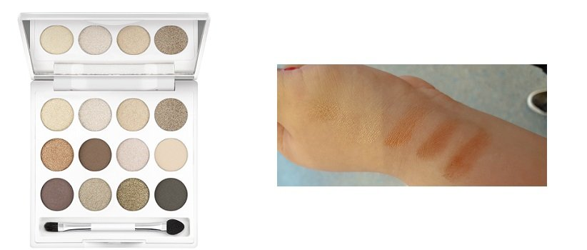 Catrice Travelight Story Eyeshadow Palette mit Swatches