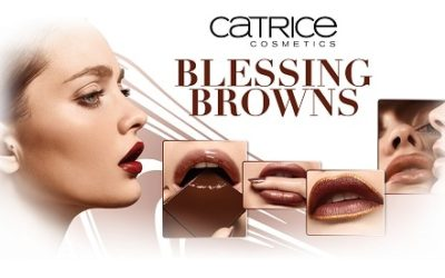 Preview: Blessing Browns Catrice limited Edition