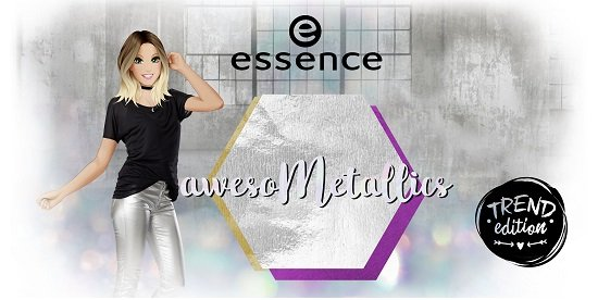 Titelbild essence limited Edition awesoMETALLICS