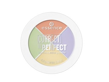 essence correct to perfect cc concealer palette 10