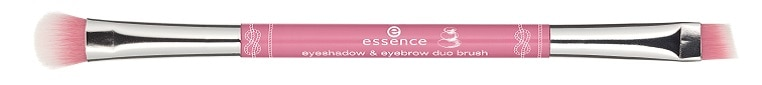 essence coast 'n' chill eyeshadow & eyebrow duo brush_opened