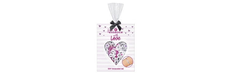 essence from essence with love DIY bracelet kit