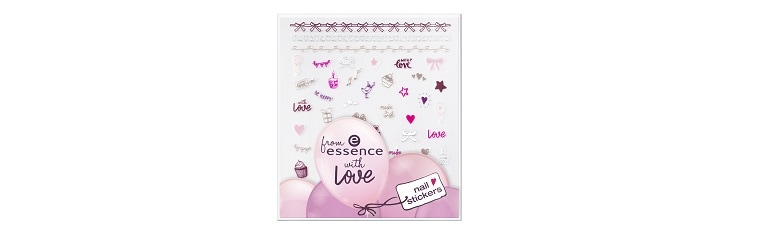essence from essence with love nail stickers