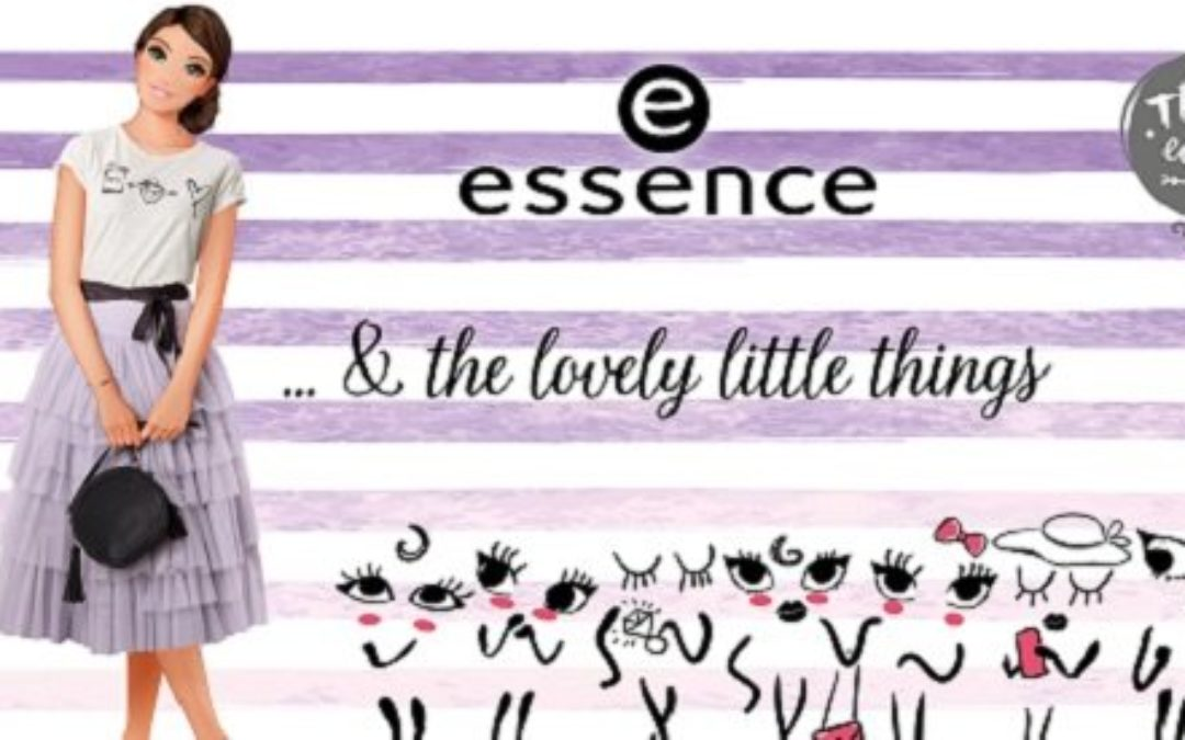 Preview: …& the lovely little things trend edition essence