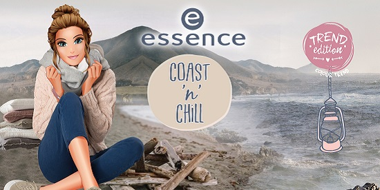 essence trend edition Coast' n' Chill Header