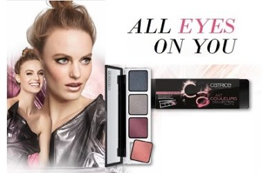 Preview: Art Couleurs Eyeshadow – Catrice