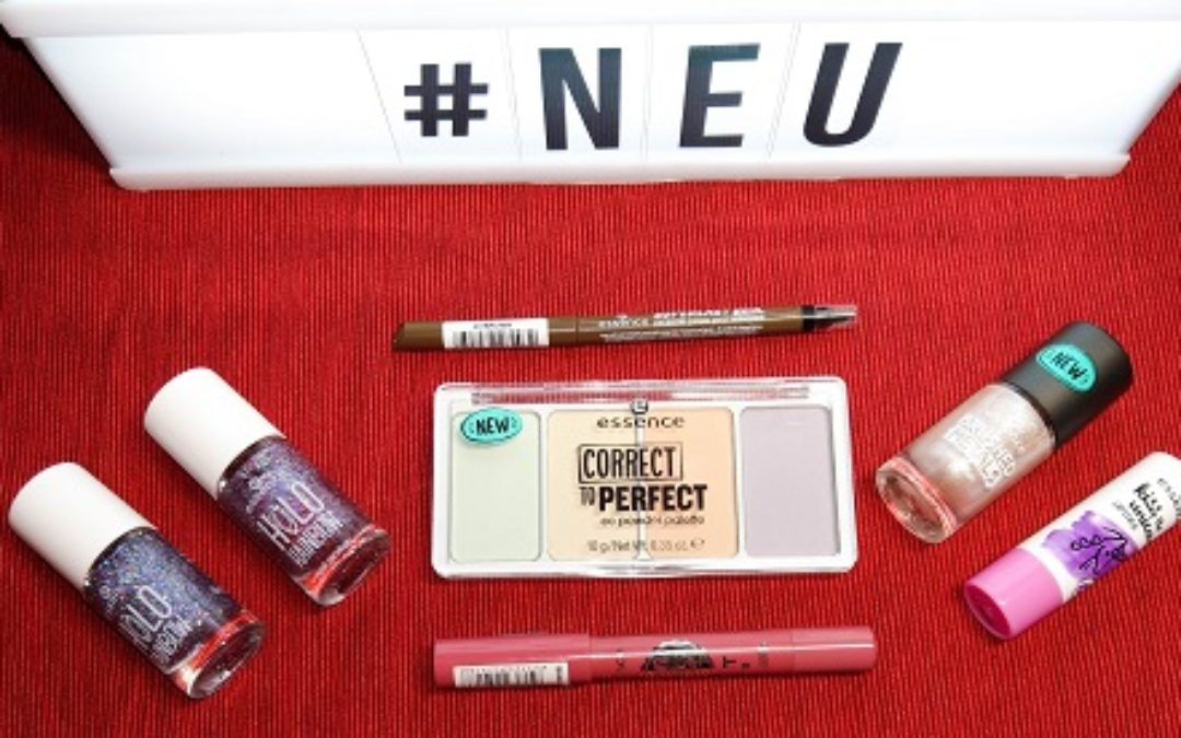 Review: Neuheiten im Sortiment Herbst/Winter 2017 essence