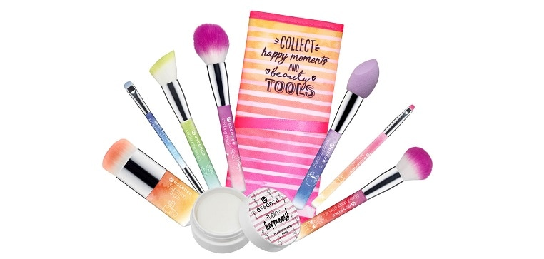 essence trend edition hello happiness alle Produkte