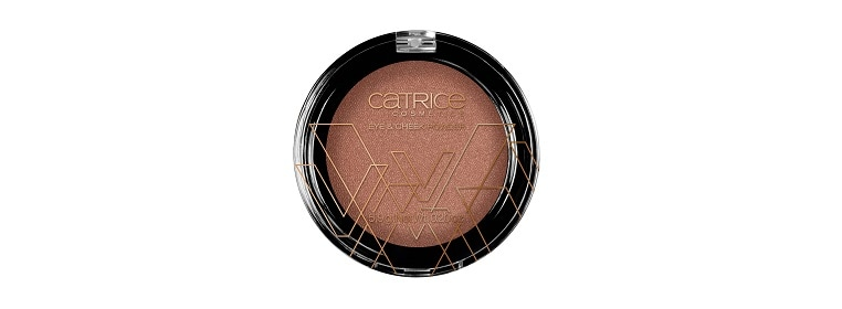 Catrice Vinyl vs. Velvet Eye & Cheek Powder