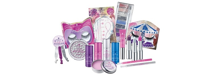 essence LE step into magic wonderland alle Produkte