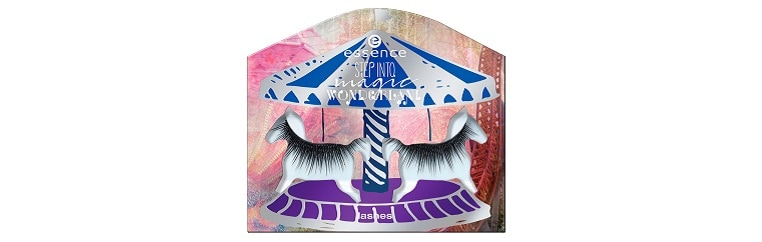 essence LE step into magic wonderland lashes