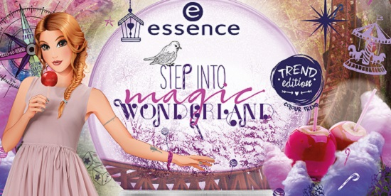 essence Le step into magic wonderland header
