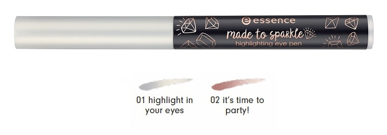 essence made to sparkle highlighting eye pen 01 02