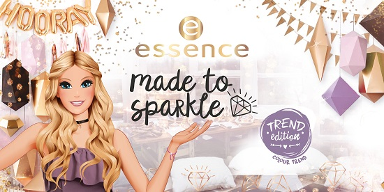 essence limited Edition made to sparkle preview Titelbild