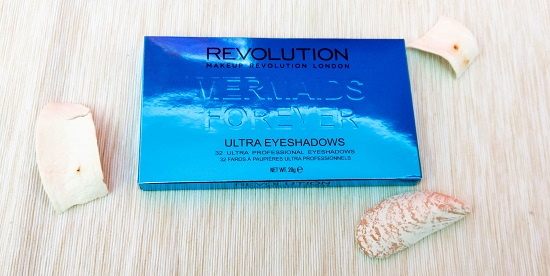 Mermaid Palette Make Up Revolution