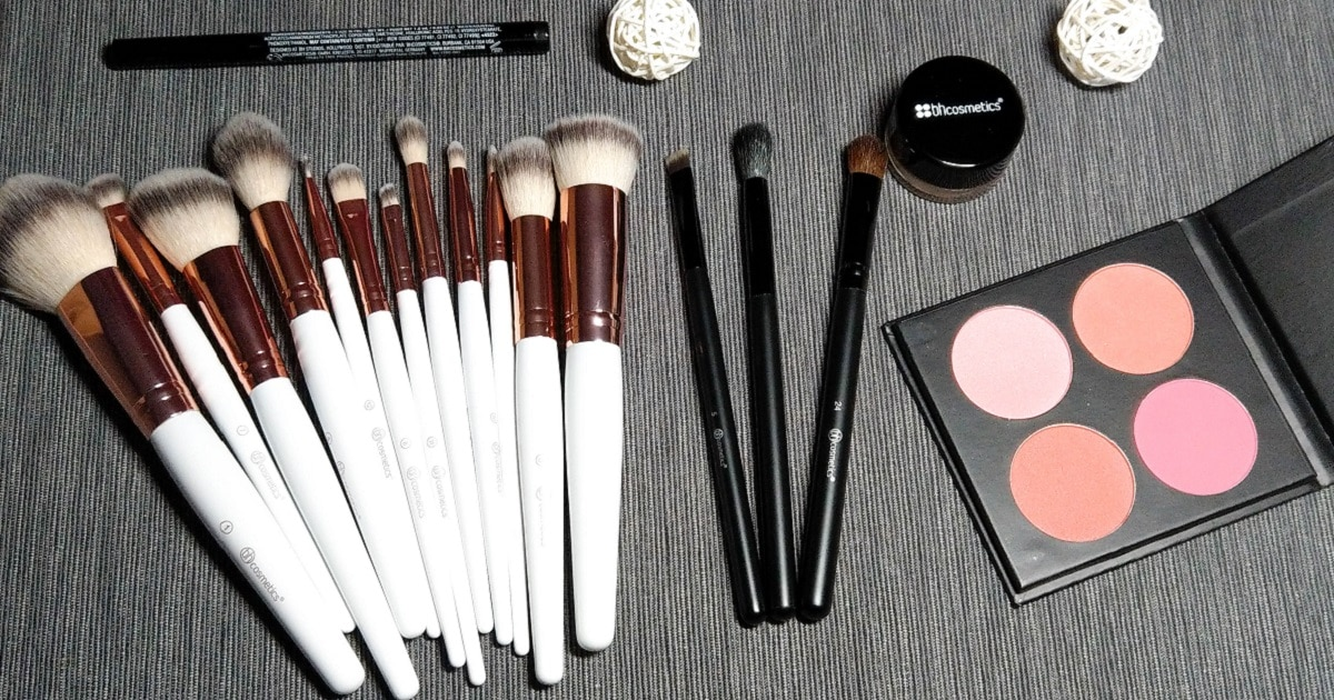bh cosmetics beauty haul schessy beauty blog. Black Bedroom Furniture Sets. Home Design Ideas