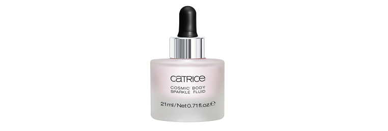 Catrice limited Edition Dazzle Bomb Cosmic Body Sparkle Fluid