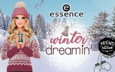 Preview: essence winter dreamin'