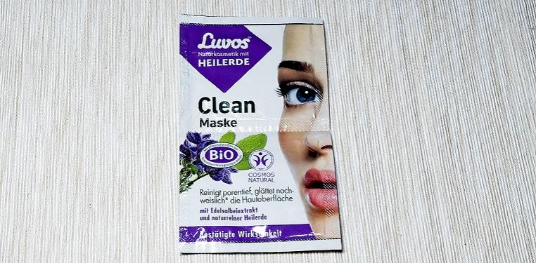 Luvos Heilerde Clean Mask