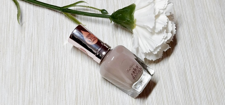 Sally Hansen Nagellack Color Therapy Steely Serene