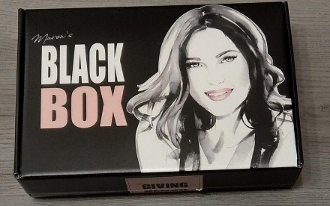 dm Beauty Black Box – Maren Wolf