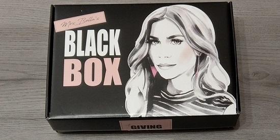 Titelbild Beauty Black Box Mrs Bella