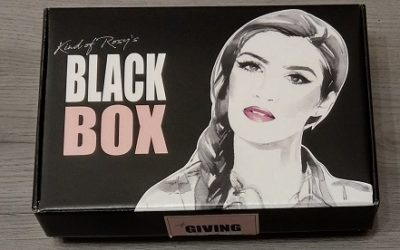dm Beauty Black Box – Kind Of Rosy