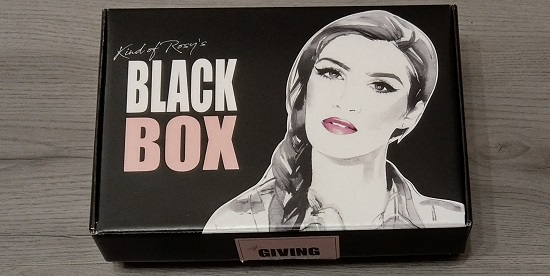 Titelbild Kind Of Rosy Black Box