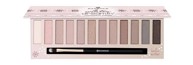 essence winter dreamin' eyeshadow palette 01