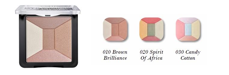 Catrice Light Spectrum Strobing Brick 010 010 030