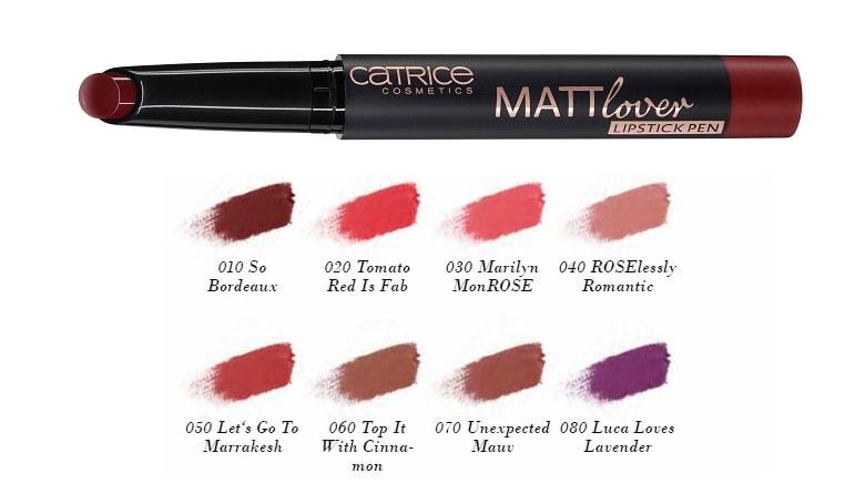 Catrice Mattover Lipstick Pen