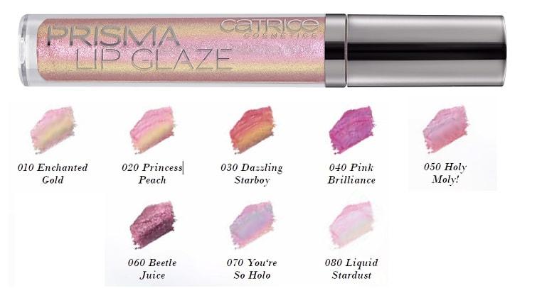 Catrice Prisma Lip Glaze