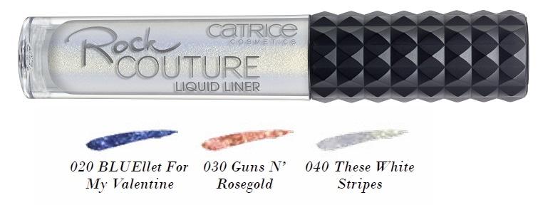 Catrice Rock Couture Liquid Liner 020 030 040