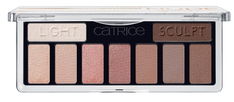 Catrice The Fresh Nude Eyeshadow Palette