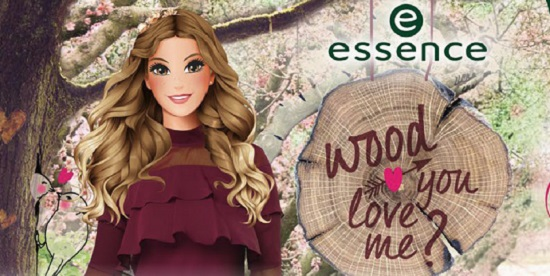 essence trend edition wood you love me Header