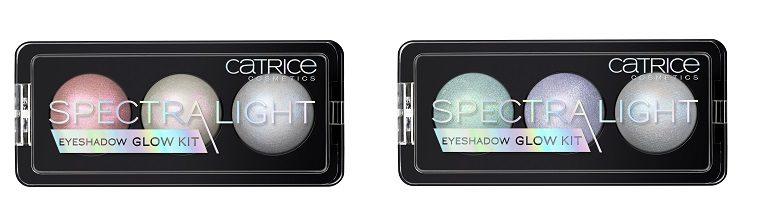 Catrice Spectra Light Eyeshadow Glow Kit 010 020