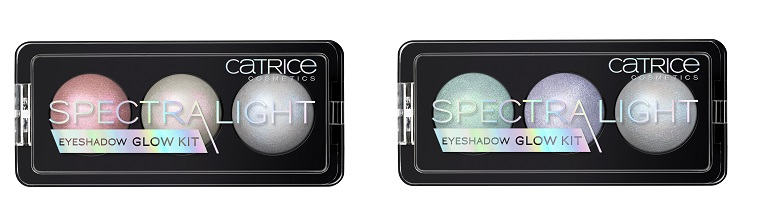 Catrice limited Edition Spectra Light Eyeshadow Glow Kit