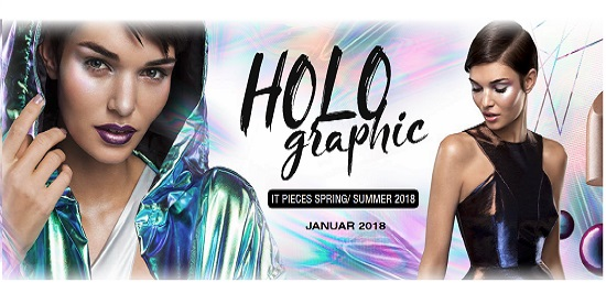 Preview: Catrice HOLO graphic